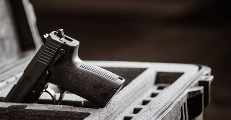 Handgun Background Check Gun Background Checks Tumble For The Second Month In A Row