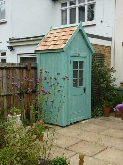 tiny garden sheds a small backyard you ll want to see these 7 tiny sheds
