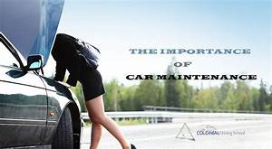 The Importance Of Car Maintenance
