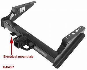 Factory Wiring Mounting Bracket Is Relocated When