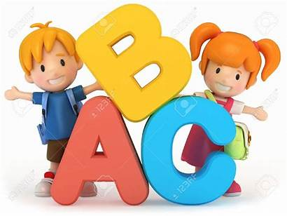 Preschool Clipart Abc Children Learning Clip Render