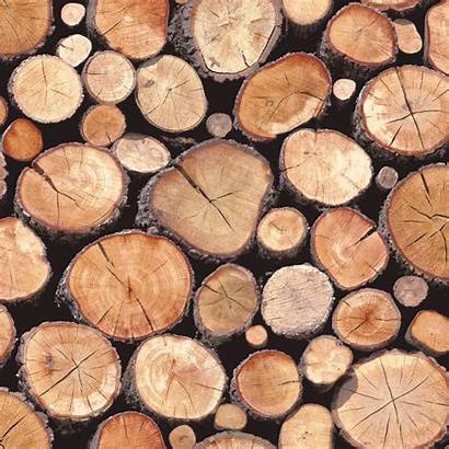 Wood Background Wallpapers Stacked Log Wall Wooden