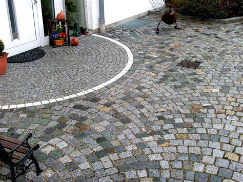 Hauseingang Pflastern Ideen by Hauseing 228 Nge Aus Naturstein Steinkunst Schwaben