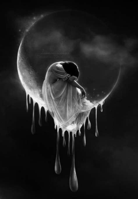 lune triste luna