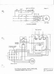 208 Single Phase Drum Switch Wiring