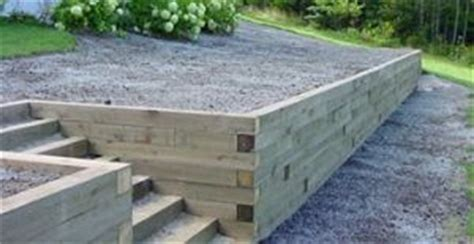 pressure treated retaining wall design wood retaining walls peachtree city fayetteville ga landscape innovations
