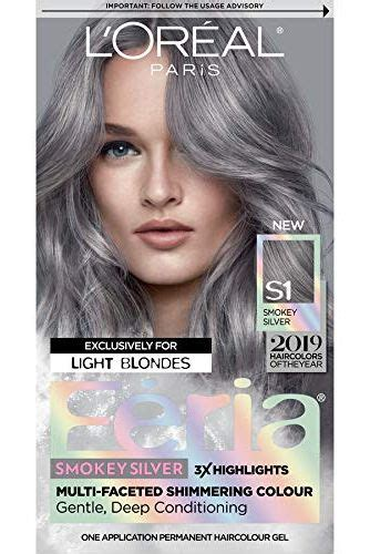 8 Best Gray Hair Dyes For At Home Color 2020