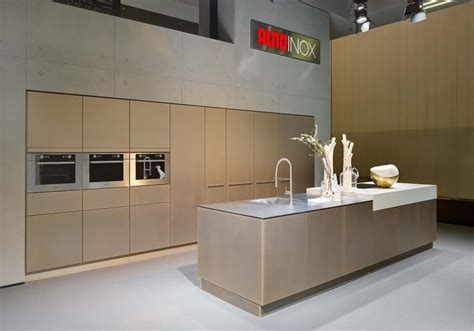 luxury kitchen brands launch exciting new kitchens in milan