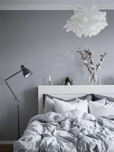 graue wand schlafzimmer wandgestaltung wei 223 quot richtig in szene setzen quot deco home interior graue wand schlafzimmer