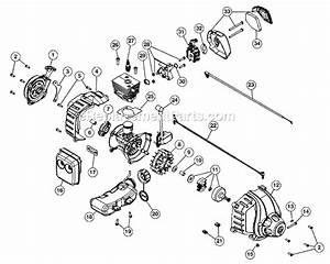 Troy-bilt Tb80ec Parts List And Diagram