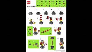How To Build Lego Nutcracker -instructions
