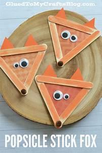25+ best ideas about Fox Crafts on Pinterest Fox craft