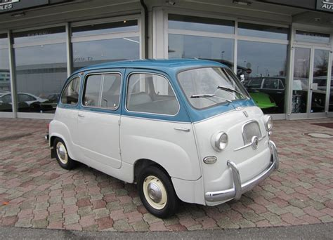 Fiat Multipla For Sale by 1958 Fiat 600 Multipla Classic Italian Cars For Sale
