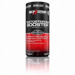 Six Star Testosterone Booster 2019 Review