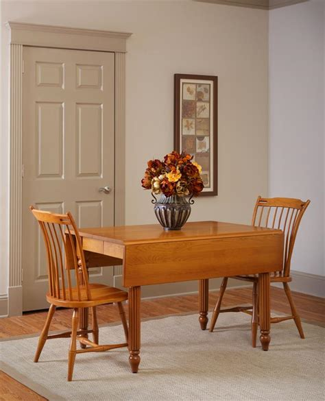 square dining table with leaf extension amish square drop leaf extension dining table