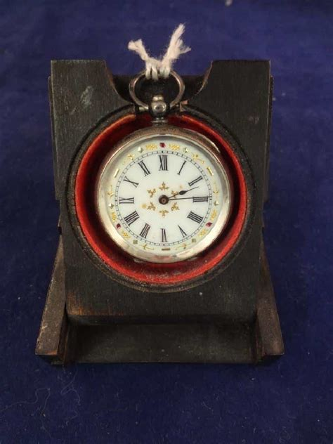 Looking for hallmark insurance login? Sterling Silver Pocket Watch Enameled Face English