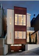 Narrow Lot Urban Contemporary Modern Exterior Glass Window Wall The Attention To Detail And The Subtle Design Touches Make This 24 Minimalist Home Office Design Ideas For A Trendy Working Space Contemporary Furnishings Provide An Airiness To Your Interiors