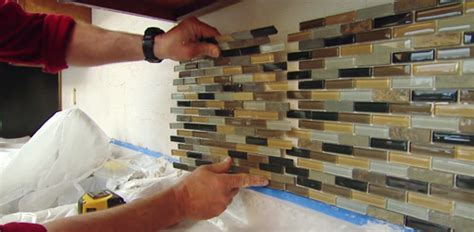 diy tile kitchen backsplash diy kitchen upgrades and improvements today 39 s homeowner