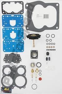 Aed 4175 Holley Rebuild Kit Vacuum Secondary Spreadbore