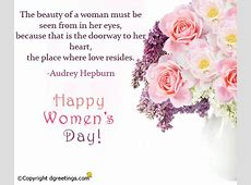 International Women's Day Quotes Wishes, Greeting