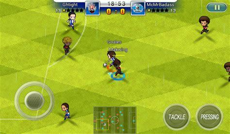 jeux de cuisine android les 5 meilleurs jeux de football gratuits sur