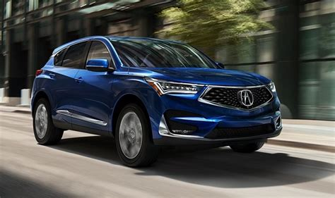 Acura Rdx 2020 by 2020 Acura Rdx Changes Specs Price Suvs 2020