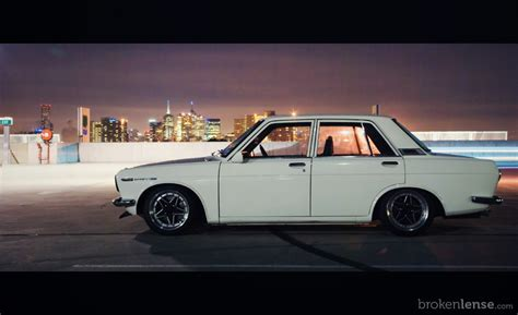 Datsun 510, A Japanese Classic Built To Be Driven