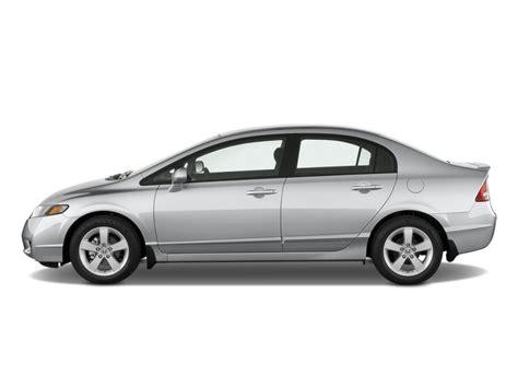 2011 Honda Civic Sedan by 2011 Honda Civic Sedan 4 Door Auto Lx S Side Exterior View