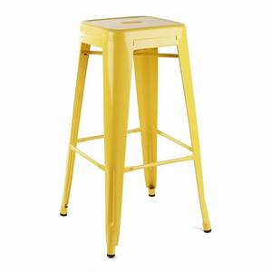 Chaise De Bar Tolix : chaise de bar design tolix par tolix design par livraison gratuite pour le monde entier ~ Teatrodelosmanantiales.com Idées de Décoration