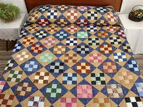 nine patch quilt nine patch quilt marvelous specially made amish quilts