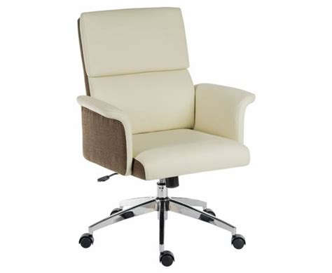 Luxury Low Back Faux Leather Office Chair