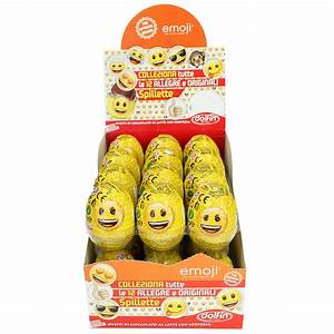 Sweets Online De : emoji schoko ei online kaufen im world of sweets shop ~ Markanthonyermac.com Haus und Dekorationen