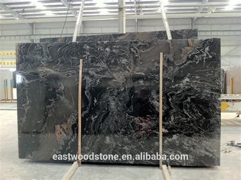 wholesale black marquina granite mosaic tile 24x24 granite