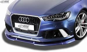 Audi Rs6 4g : rdx frontspoiler vario x f r audi rs6 4g c7 ~ Kayakingforconservation.com Haus und Dekorationen