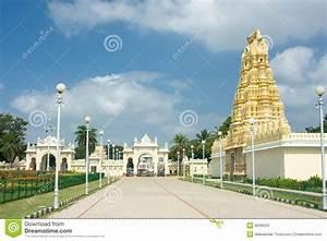 Mysore Palace Gate Royalty-Free Stock Photo ...