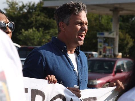 Mark Ruffalo Joins March from Charlottesville to D.C. to ...