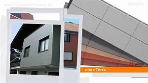 Profilbretter Kunststoff Aussen : fassadenplatten terra aus kunststoff youtube ~ Watch28wear.com Haus und Dekorationen