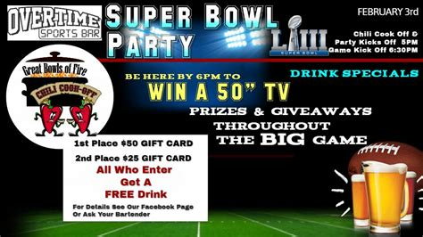 Super Bowl 53 Party St Petersburg And Clearwater Fl Feb 3