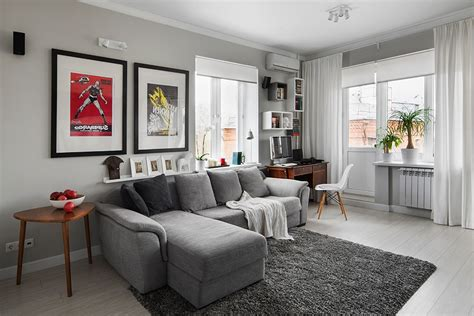 Top Grey Paint Living Room  Awesome Color Grey Paint