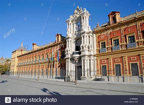 government seville spain building andalusia telmo palacio san alamy shopping cart