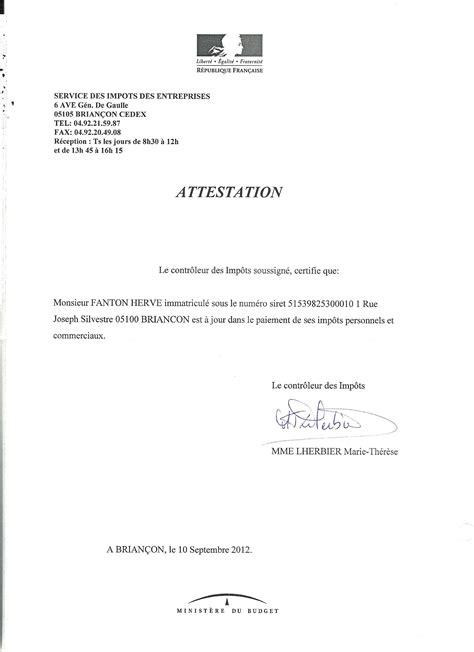 attestation de références clients sur la base d un modèle attestation imp 244 ts 2012 202 ko