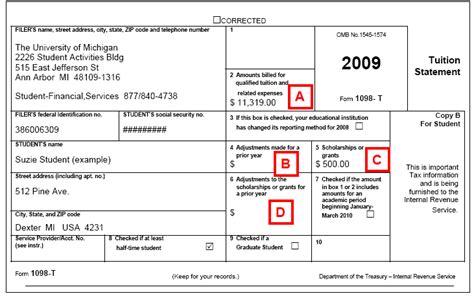 help 1098 t tax form