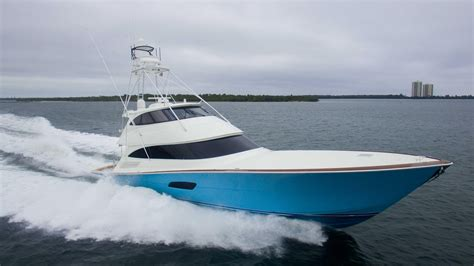 Viking Boats by 2017 Viking 92 Convertible Power Boat For Sale Www