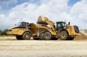 cat loader no 13 in 2013 caterpillar m series launch equipment