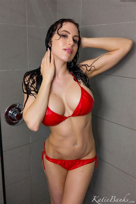 glass shower hair web starlets