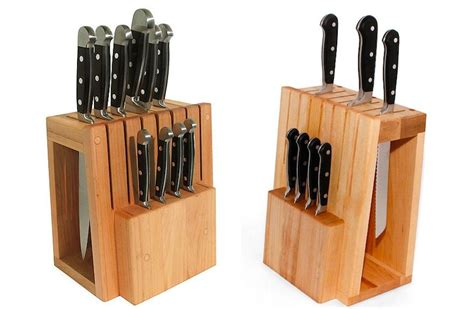 Kitchen Knives Storage by Designing For Knife Storage Part 1 Blocks And Wall Racks