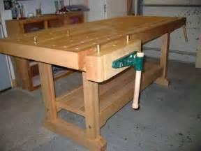 wood workbench plans free how to make a woodworking bench diy ideas planpdffree downloadwoodplans