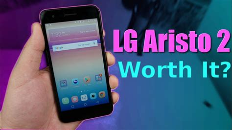Lg Aristo 2 Full Review