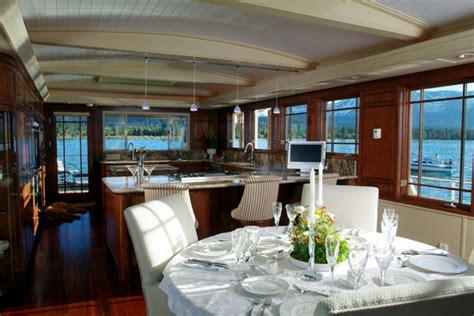 Houseboats For Sale Lake Tahoe by Custom Yacht