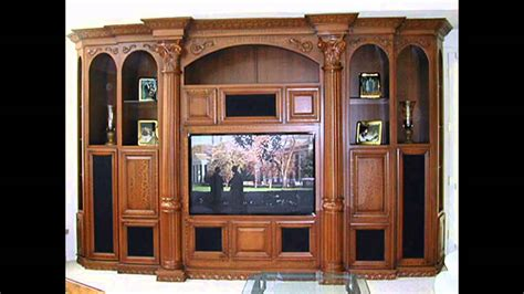 Custom Home Theater Cabinets Ideas  Youtube